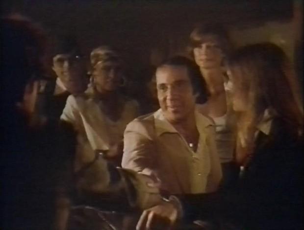 Paul Simon as Tony Lacey