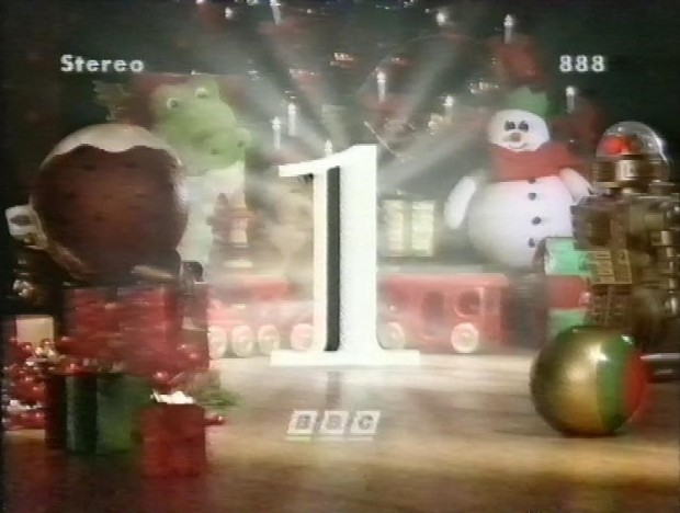 Christmas on BBC1