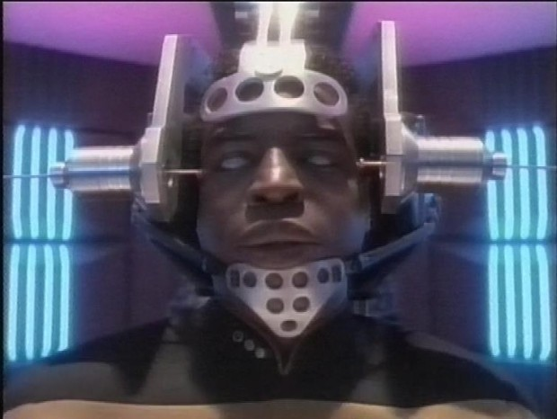 Clockwork Geordi