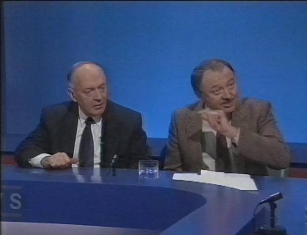 Ken Livingstone and Teddy Taylor