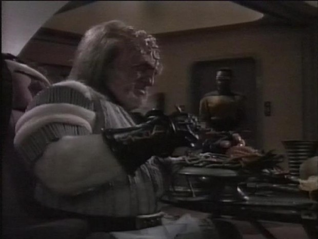 Klingon traitor