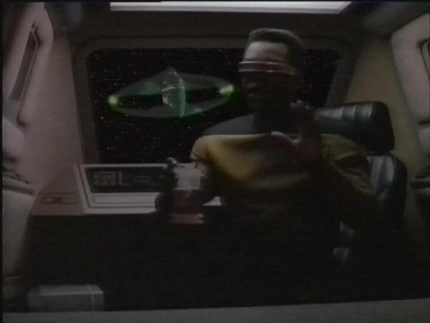 Look Behind You Geordi