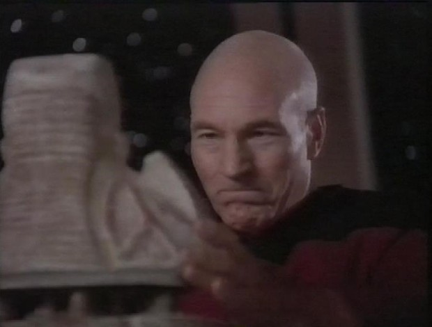 Picard the archaeology nerd