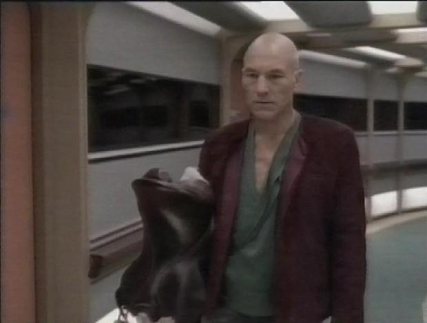 Picard's Saddle