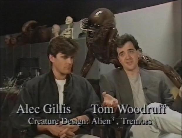 Alec Gillis and Tom Woodruff