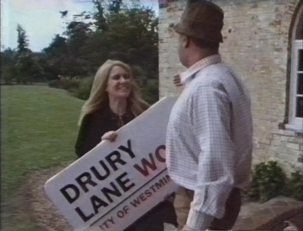 Carla and Drury Lane