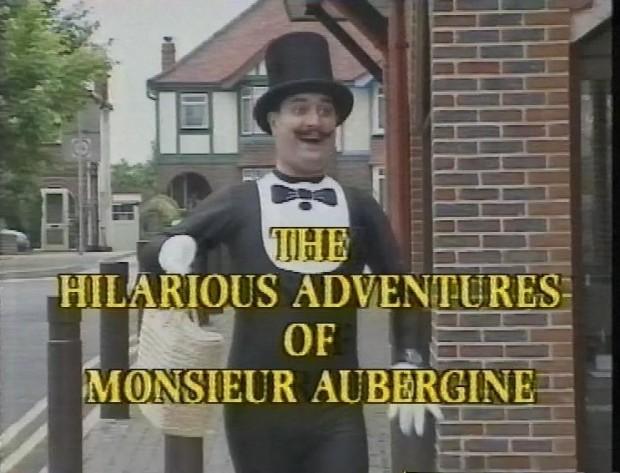 Monsieur Aubergine