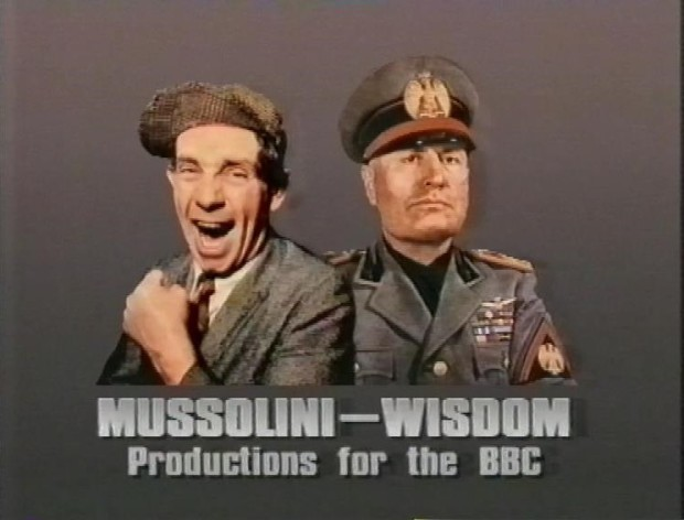 Mussolini Wisdom