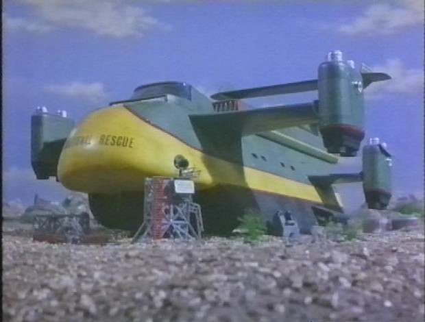 Not Thunderbird 2