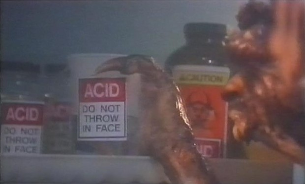 Acid Do Not Throw In Face