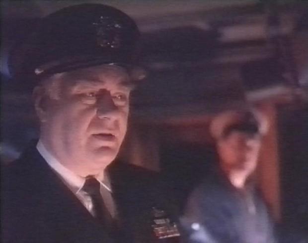 Admiral on the Bridge