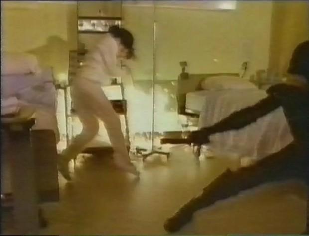 Daredevil versus a Nurse