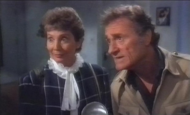 Dick Miller and Jackie Joseph