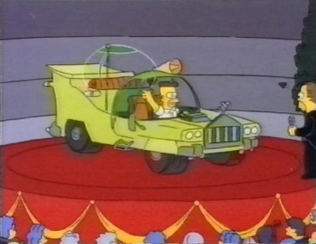 Homer - The Car Built for Homer
