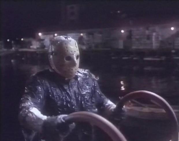 Jason at the docks