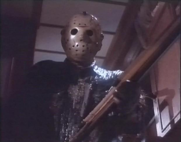 Jason's back