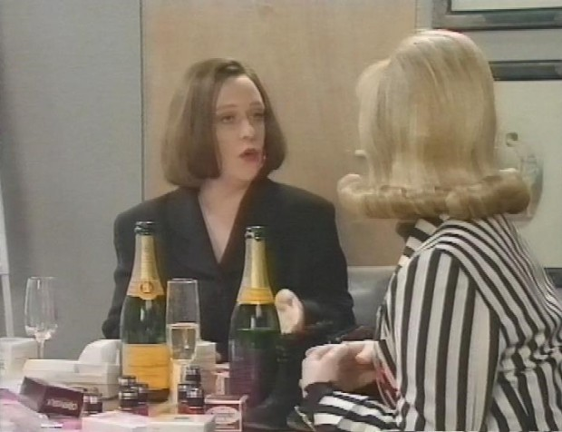 Kathy Burke as Magda