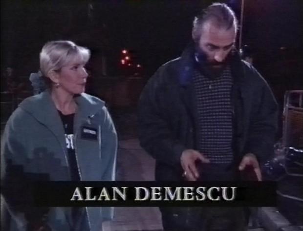 Mark Lewis as Alan Demscu