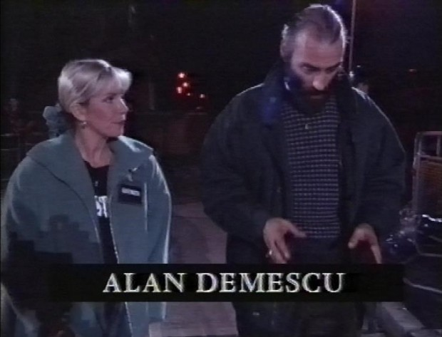 Mark Lewis as Alan Demscu