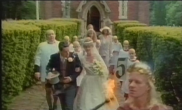 Peter Greenaway wedding video