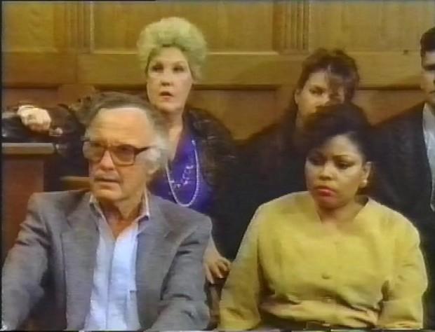 Stan Lee on the jury