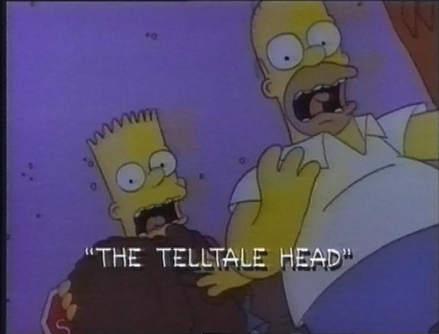 The Telltale Head