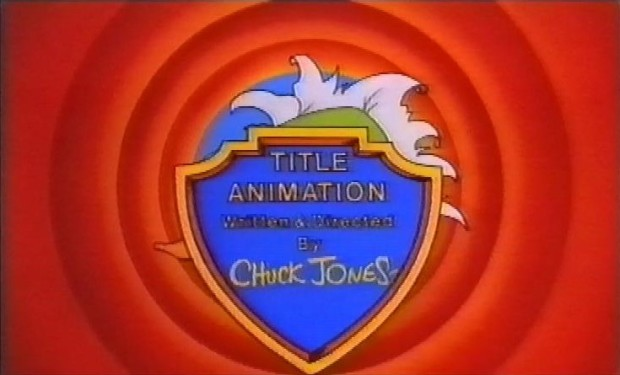 Title Animation written and directed by Chuck Jones