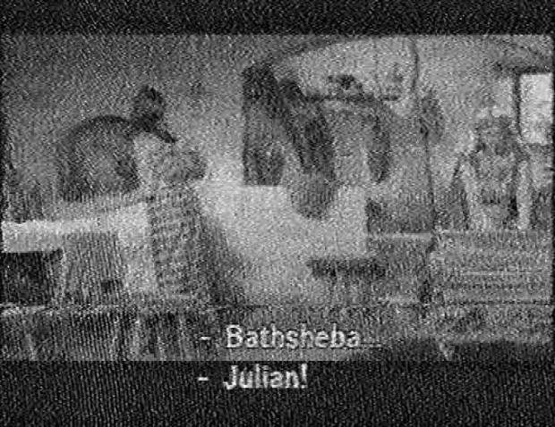 Bathsheba Julian