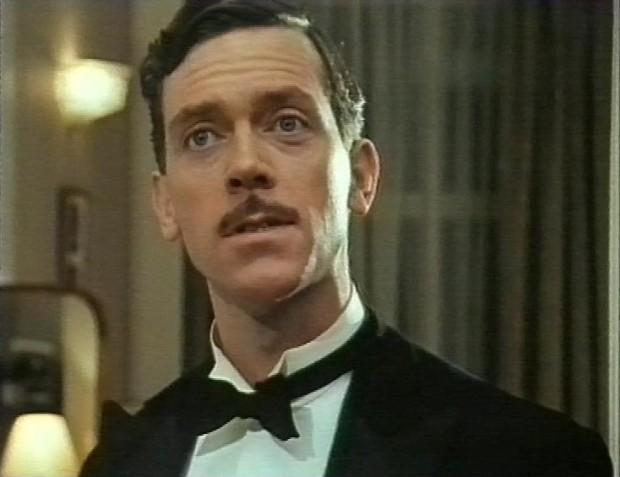 Bertie's Moustache