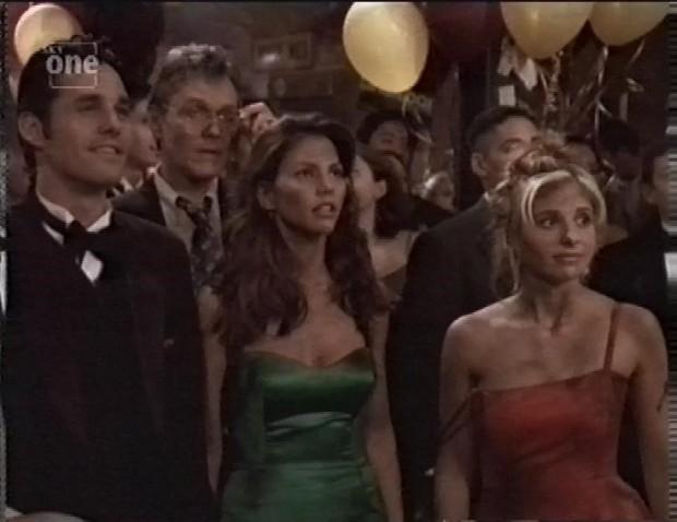 Buffy The Vampire Slayer - tape 2468