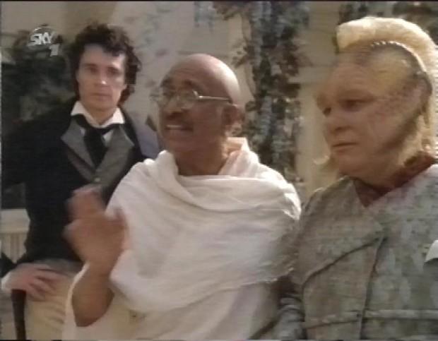 Byron, Gandhi and Neelix