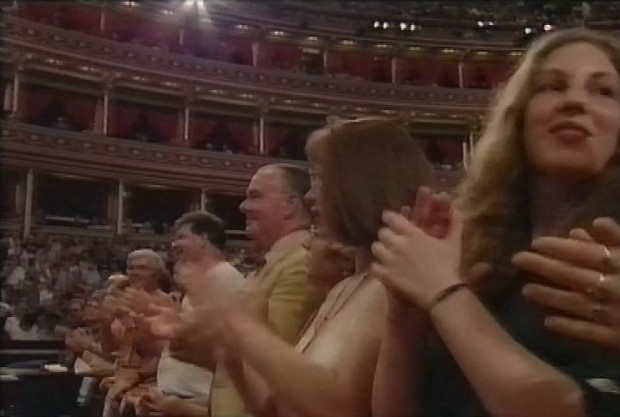 Miriam at the proms