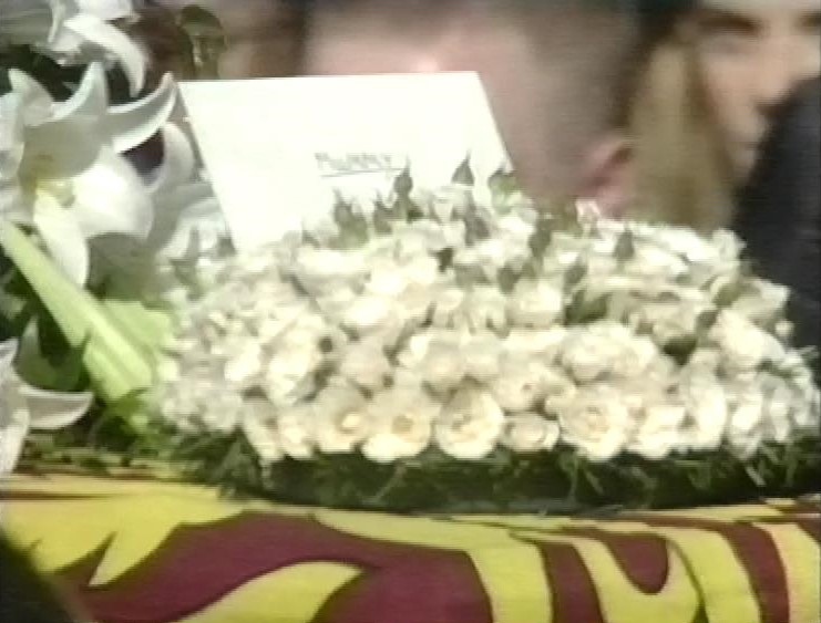 Diana S Funeral Part 1 Tape 1272 Vhistory