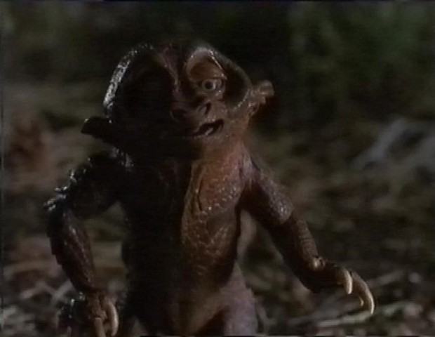 Obligatory Cute Alien