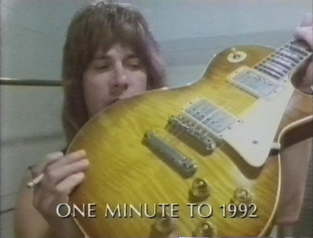 One Minute to 1992