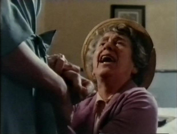 Peggy Ashcroft Bafta Scene
