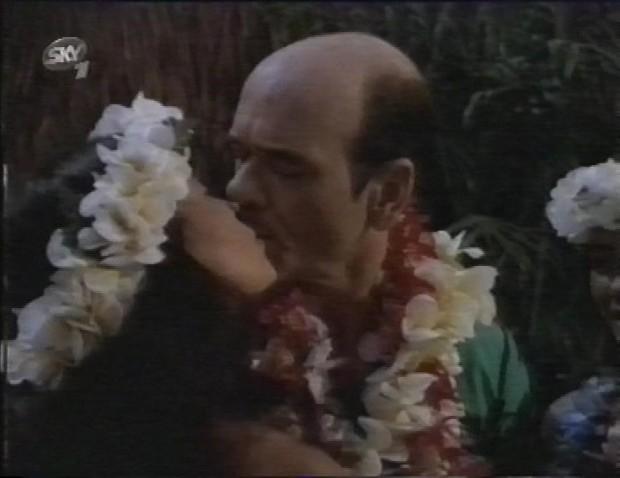 Picardo gets a kiss