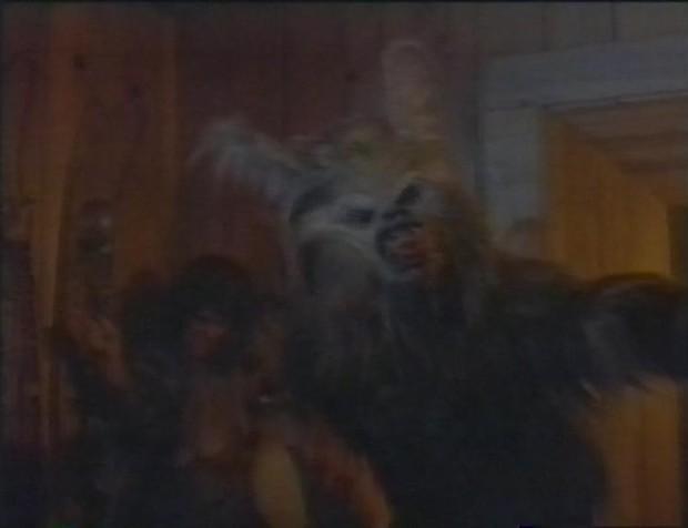 Ridiculous Werewolf