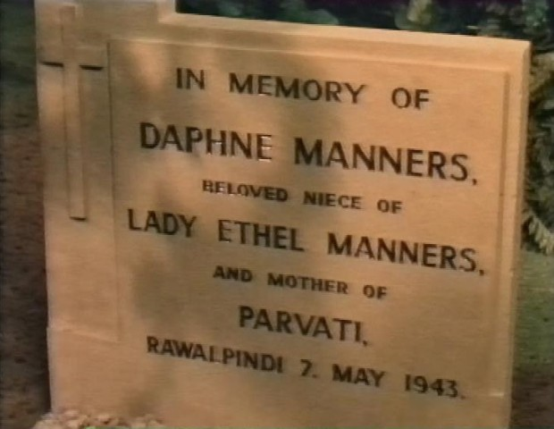RIP Daphne Manners