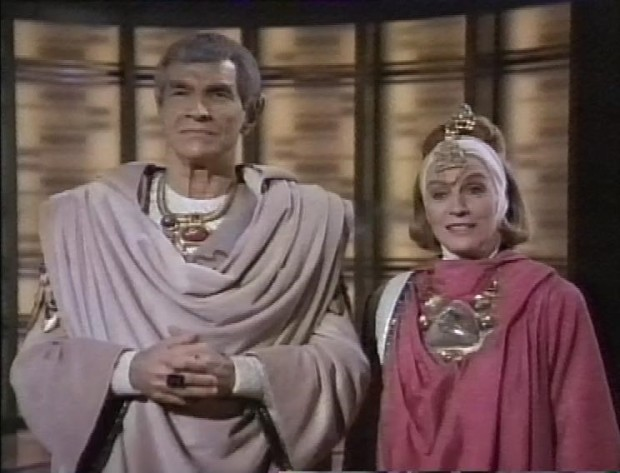 Sarek and Perrin