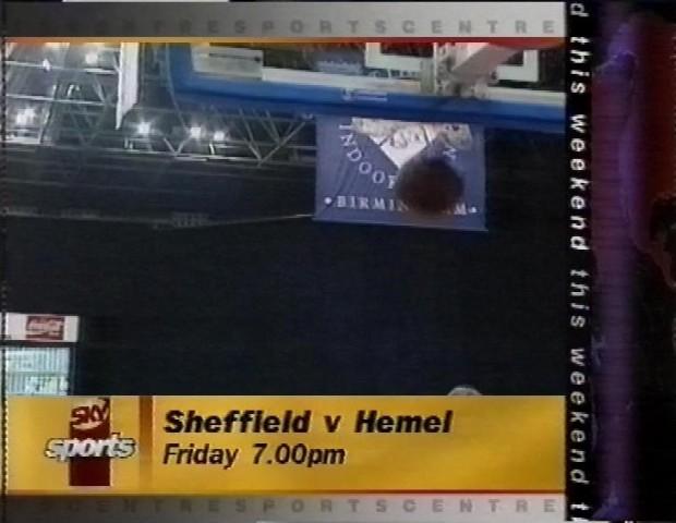 Sheffield v Hemel