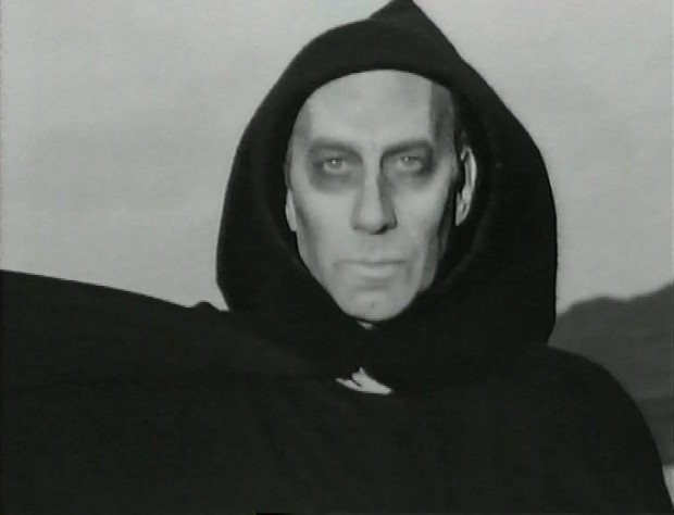 Simon Brint as Death
