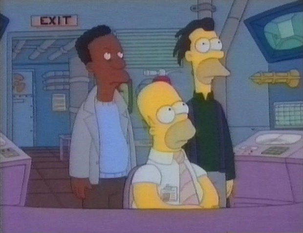 The Simpsons - tape 1353