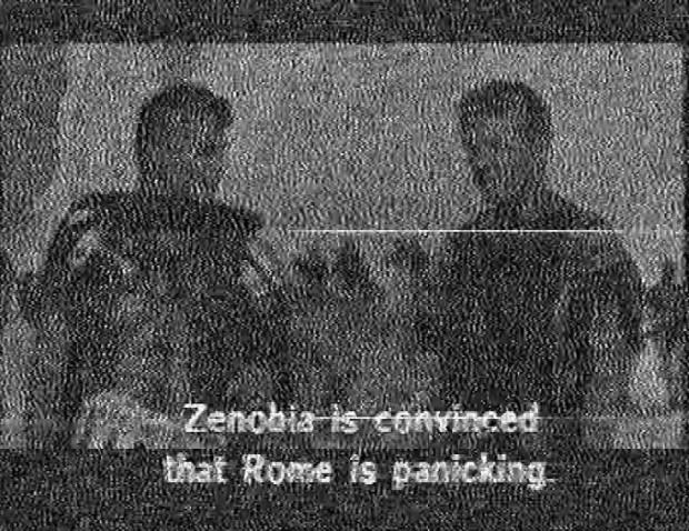 Zenobia is convinced