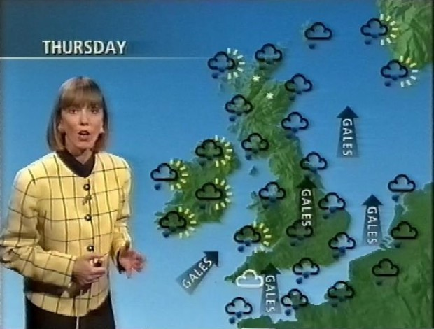 Bad Weather Warning