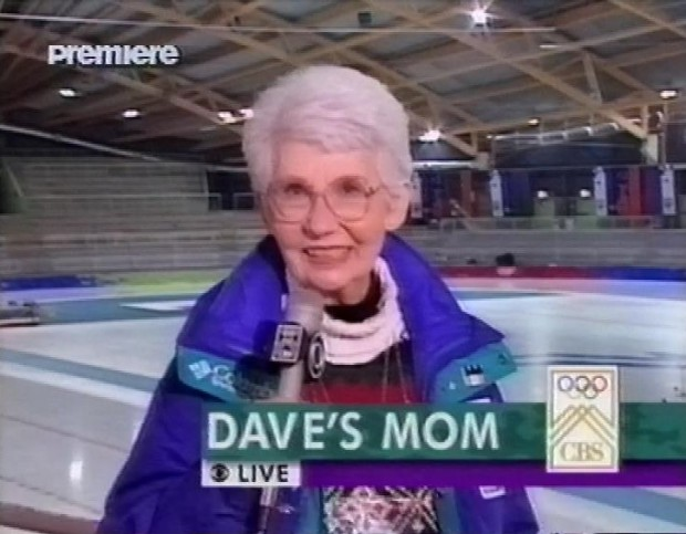 Dave's Mom