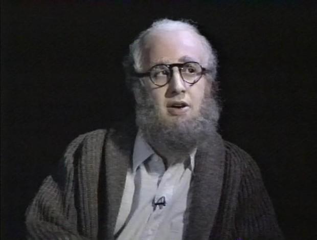 David Baddiel as Oliver Sacks