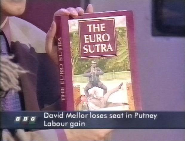 David Mellor loses seat