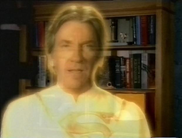 David Warner as Jor-El