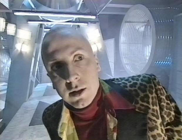 Steve Punt as Richard O'Brien